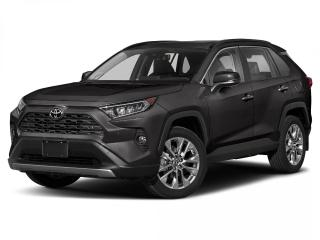New 2021 Toyota RAV4 LIMITED  for sale in Winnipeg, MB
