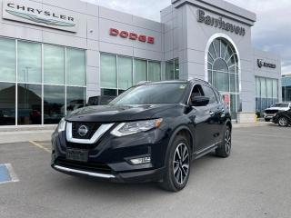Used 2018 Nissan Rogue SL for sale in Ottawa, ON