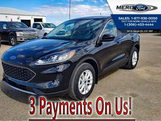 New 2020 Ford Escape SE for sale in Carlyle, SK