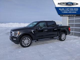 New 2021 Ford F-150 Limited  for sale in Carlyle, SK