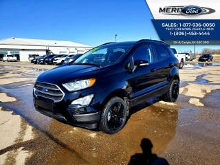 Used 2020 Ford EcoSport SE As low as 175 bi-weekly(oac) for sale in Carlyle, SK