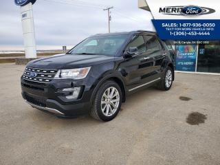 Used 2017 Ford Explorer Limited As low as 275 bi-weekly (oac) for sale in Carlyle, SK