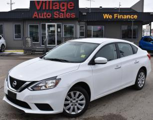 Used 2016 Nissan Sentra 1.8 S CRUISE CONTROL! A/C! BLUETOOTH! for sale in Saskatoon, SK