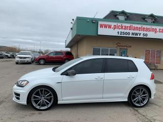 Used 2017 Volkswagen Golf R 2.0 TSI GOLF R! | 1 OWNER! | ONTARIO VEHICLE! for sale in Bolton, ON