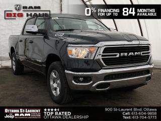 New 2021 RAM 1500 Big Horn BIG HORN CREW CAB 4X4 for sale in Ottawa, ON