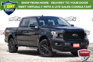 Used 2020 Ford F-150 Lariat 502A SPORT | 3.5L ECOBOOST | BLACK PKG for sale in Kitchener, ON