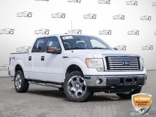 Used 2010 Ford F-150 XLT | 4WD | SUPERCREW | for sale in Barrie, ON