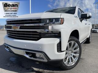 New 2021 Chevrolet Silverado 1500 High Country 6.2L V8 HIGH COUNTRY CREW CAB SHORT BOX SAFETY PACKAGE for sale in Carleton Place, ON
