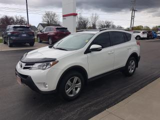 Used 2015 Toyota RAV4 XLE for sale in Sarnia, ON