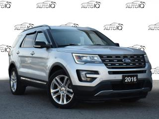 Used 2016 Ford Explorer XLT for sale in St. Thomas, ON
