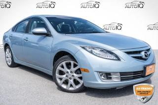 Used 2009 Mazda MAZDA6 GT-I4 SOLD AS TRADED, YOU CERTIFY, YOU SAVE!!! for sale in Barrie, ON