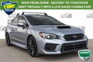 Used 2018 Subaru WRX STI Sport WRX PERFORMANCE for sale in Innisfil, ON
