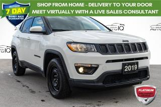 Used 2019 Jeep Compass North LOCAL TRADE  | 4X4 for sale in Innisfil, ON