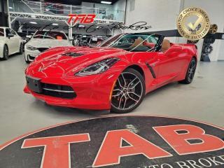Used 2016 Chevrolet Corvette 2LT for sale in Vaughan, ON