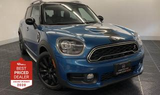 Used 2018 MINI Cooper Countryman Cooper S ALL4 *NAVIGATION ***SALE PENDING*** for sale in Winnipeg, MB