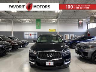 Used 2016 Infiniti QX60 AWD|7PASSENGER|CREAMLEATHER|ALLOYS|SUNROOF|BKPCAM| for sale in North York, ON