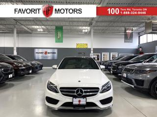 Used 2018 Mercedes-Benz C-Class C300|4MATIC|NAV|360CAM|BURMESTER|CREAMLEATHER|AMG for sale in North York, ON