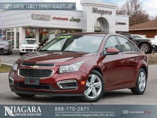 Used 2015 Chevrolet Cruze DIESEL for sale in Niagara Falls, ON