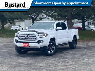 Used 2017 Toyota Tacoma 4WD Double Cab V6 Auto TRD Off Road for sale in Waterloo, ON