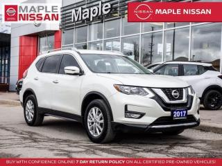 Used 2017 Nissan Rogue SV AWD Remote Start Heated Seats Backup Camera for sale in Maple, ON
