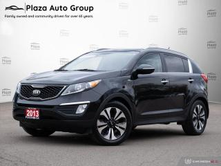 Used 2013 Kia Sportage SX | LEATHER | NAV | LOADED | AWD for sale in Richmond Hill, ON