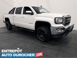 Used 2016 GMC Sierra 1500 SLE - AWD - CAMÉRA DE RECUL - CLIMATISEUR for sale in Laval, QC