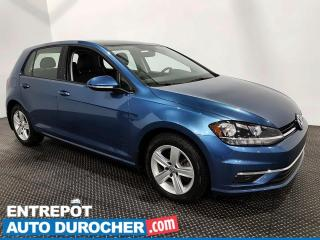 Used 2019 Volkswagen Golf Highline - AUTOMATIQUE - TOIT OUVRANT- CLIMATISEUR for sale in Laval, QC