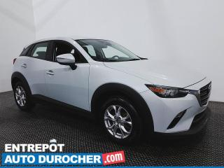 Used 2019 Mazda CX-3 GS - AWD - NAVIGATION - TOIT OUVRANT - CLIMATISEUR for sale in Laval, QC