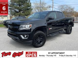 Used 2019 Chevrolet Colorado Z71 Midnight Edition | Crew  V6 | Tow Pkg | for sale in St Catharines, ON