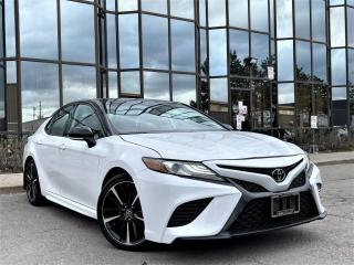 Used 2019 Toyota Camry XSE Auto for sale in Brampton, ON