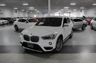 Used 2017 BMW X1 XDRIVE28i NO ACCIDENTS I LEATHER I REAR CAM I PUSH START for sale in Mississauga, ON