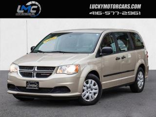 Used 2014 Dodge Grand Caravan SE-STOW N GO-NO ACCIDENTS-ONLY 90KMS-CERTIFIED for sale in Toronto, ON