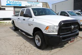 Used 2015 RAM 2500 St Crew Cab 8FT Long box 5.7L hemi Heavy Duty for sale in Mississauga, ON