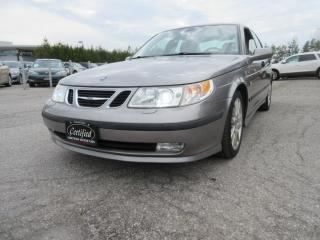 Used 2005 Saab 9-5 ACCIDENT FREE for sale in Newmarket, ON