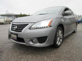 Used 2014 Nissan Sentra SR/ ONTARIO CAR for sale in Newmarket, ON