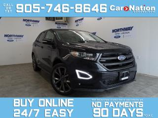 Used 2016 Ford Edge SPORT | AWD | V6 | PANO ROOF | NAV | 21