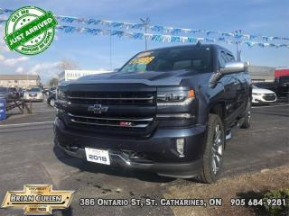 Used 2018 Chevrolet Silverado 1500 LTZ for sale in St Catharines, ON
