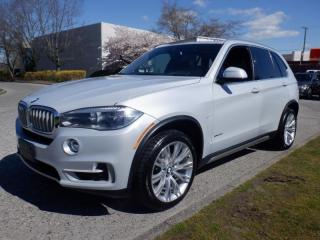 Used 2016 BMW X5 xDrive35i for sale in Burnaby, BC