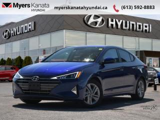 Used 2019 Hyundai Elantra Preferred  - $94 B/W for sale in Kanata, ON