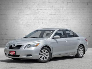 Used 2007 Toyota Camry HYBRID Sedan for sale in London, ON