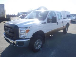 Used 2015 Ford F-350 SD XL Crew Cab 4WD 6.5 foot box for sale in Burnaby, BC