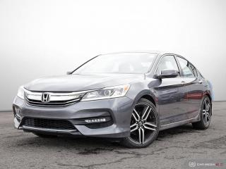 Used 2017 Honda Accord Sedan Sport for sale in Ottawa, ON