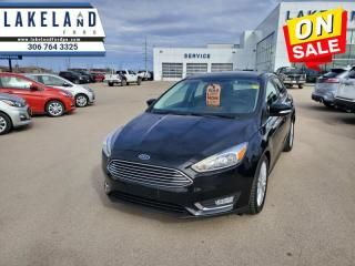 Used 2018 Ford Focus Titanium  - $115 B/W for sale in Prince Albert, SK