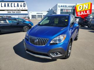 Used 2014 Buick Encore Leather  - $144 B/W for sale in Prince Albert, SK
