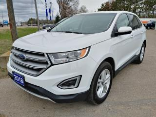 Used 2018 Ford Edge SEL for sale in Pembroke, ON