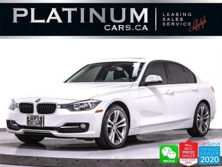 Used 2015 BMW 3 Series 320i xDrive, AWD, SUNROOF, HEATED, BT, SAT RADIO for sale in Toronto, ON
