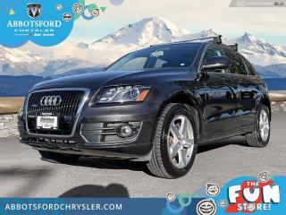 Used 2012 Audi Q5 PREMIUM PLUS  - Low Mileage for sale in Abbotsford, BC