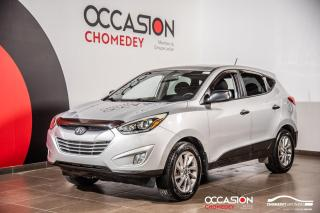 Used 2014 Hyundai Tucson GL+GR /ELECT+BLUETOOTH+SIEGE/CHAUFF for sale in Laval, QC