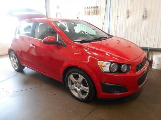 Used 2013 Chevrolet Sonic for sale in Sorel-Tracy, QC