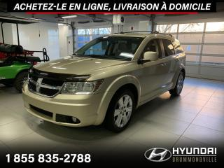 Used 2010 Dodge Journey R/T AWD + 7 PASSAGER + GARANTIE + TOIT + for sale in Drummondville, QC